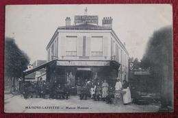 78 Maisons Lafitte Maison Mousset - Maisons-Laffitte