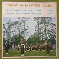 BAGAD DE LA LANDE D'OUEE - 41 Régiment D'infanterie - Direction : Sous-lieutenant Lescalier - Vinyl Records