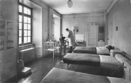 25 -   CPA  Photo Ecole Des Brigades Des Douanes De MONTBELIARD (l'infirmerie) - Montbéliard