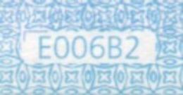 € 20  FRANCE  EC E006  DRAGHI  UNC - EURO
