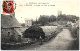 22 SAINT-BRIEUC - Arrivée à La Tour De Cesson - Saint-Brieuc