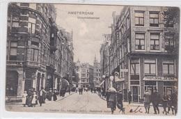 Amsterdam Utrechtschestraat Herengracht Levendig # 1903   2040 - Amsterdam