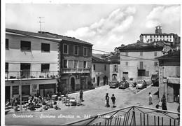 Montecreto (Modena - Piazza Roma - Insegna Sali E Tabacchi. - Modena