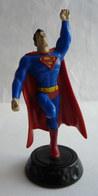 FIGURINE BOUCHON TUBE BONBONS FIZZY SUPERMAN QUI S'ELANCE 2 - Superman