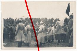 Original Foto - Baranawitschy Baranowitschi - Parade Marsch Vor Dem Kaiser ! - Ca. 1915 - Belarus