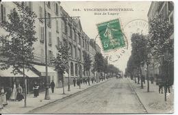 [94] Val De Marne > Vincennes Montreuil Rue De Lagny - Vincennes