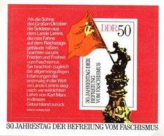 """(WK2-1) DDR Blockausgabe """"30. Jahrestag Der Befreiung Vom Faschismus""""  Mi.Block 42 ** Postfrisch - Blocchi"""