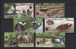 Sri Lanka (2019) - Set - /  Butterflies - Birds - Monkeys - Elephants - Lizards - Fishes - Schmetterlinge