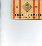 66 - Font Romeu - Carnet Complet De 23 Cartes - Autres Communes