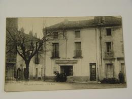HERAULT-BOUJAN-LA POSTE  ANIMEE - Francia