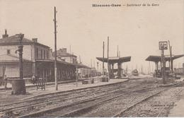 CPA Miramas-Gare - Intérieur De La Gare - Autres Communes