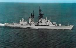 U.S.S.  Farragut (DDG-37) - Krieg