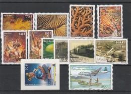 LOT 2005 POLYNESIE N°906-907-908-909-910-911-912-913-914-915-928-929 FACIALE** - Polynésie Française