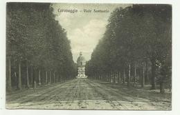 CARAVAGGIO - VIALE SANTUARIO VIAGGIATA FP - Bergamo