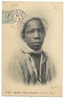 ALGER-Jeune Mozabite...1904 - Alger