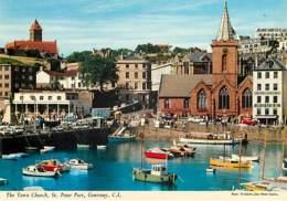 GUERNSEY - THE TOWN CHURCH - ST PETER PORT - Guernsey