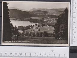 Titisee Schwarzwald Ungelaufen 1929 AK 503 - Titisee-Neustadt