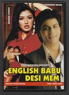 DVD English Babu Desi Mem - Comedy