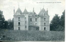 N°76977 -cpa Château De La Poissonnière Près La Flèche- - Andere Gemeenten