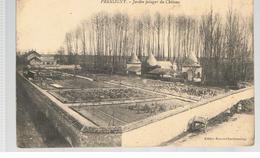 CPA Pressigny (79) Jardin Potager Du Château - Autres Communes