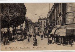 Bordeaux Square Gambetta Porte Dijeaux - Bordeaux