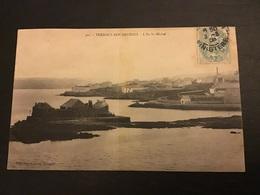 TREBOUL - DOUARNENEZ - L'Ile St-Michel - Collection Anglaret N°302 - Douarnenez