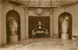 PARIS EXPOSITION DES ARTS DECORATIFS MANUFACTURE NATIONALE DE SEVRES SALON D'HONNEUR JAULMES - Expositions