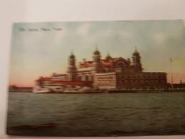 CPA NEW YORK ELLIS ISLAND - Ellis Island
