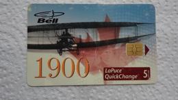 CANADA USED CARDS  AIRPLANES - Kanada
