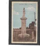 """17-Ile-d'Oléron-DOLUs- Beau Plan Du MONUMENT De """" LA VIERGE"""" - Ile D'Oléron"""