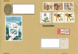 Bund Einschreiben Kirchlengern 4.3.95 - Storia Postale