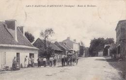 SAINT-MARTIAL D'ARTENSET - Route De Bordeaux - Autres Communes