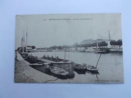 MORTAGNE SUR GIRONDE Le Port Et Les MInoteries - Other Municipalities