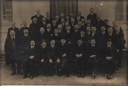 88 RAON L'ETAPE  Carte-photo Classe 1897 Président Mr Emile Marande - Raon L'Etape