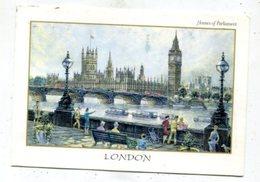 ENGLAND - AK 368047 London - Houses Of Parliament - Houses Of Parliament