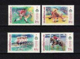 THAILAND ,  1998 , ** , MNH , Postfrisch ,  Mi.Nr. 1892 - 1895 - Thailand