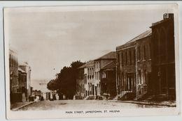 Main Street Jamestown St Helena - Saint Helena Island
