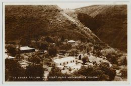 Briars Pavillon An Heart Shape Waterfall St Helena - Saint Helena Island