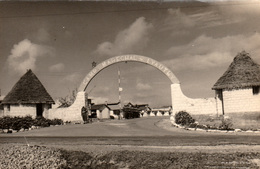CASABLANCA (Maroc) - Camp Maréchal Lyautey - Cpsm Rare - Très  Bon état - Années 1950 - Casernes