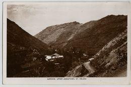 Gardens Upper Jamestown St Helena - Saint Helena Island