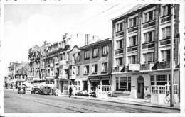 Nieuport Nieuwpoort -  Albert I Laan Avenue (Epicerie Hôtel De La Plage Oldtimer Animation) - Nieuwpoort