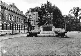Lessines - Le Quai Et Le Monument - Lessines