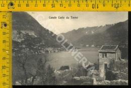 Como Lago Carate Lario Da Torno - Como