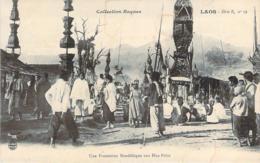 Laos - Une Procession Bouddhique Aux Hua Pahn - Laos