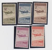 FRANCE - LOT DE 5 TIMBRES AVIATION **  / 6682 - Aviación