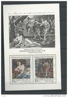 1988 MNH  Ceskoslovensko, Block 91 - Blocks & Sheetlets