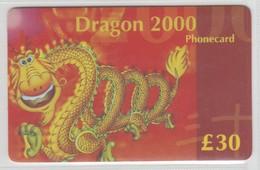 LUXEMBOURG 2000 DRAGON - Luxemburg