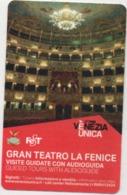 Biglietto Unico Per Il Trasporto A Venezia, Con Teatro La Fenice - Autobus