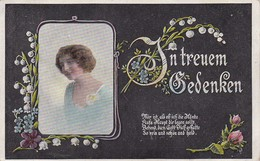 AK In Treuem Gedenken - Maiglöckchen - Ca. 1910 (45236) - Frauen