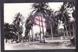Q2016 - COTONOU Route De L'aviation - Dahomey - Dahomey